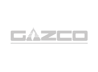 Gazco logo suppliers of stoves to Buckleys