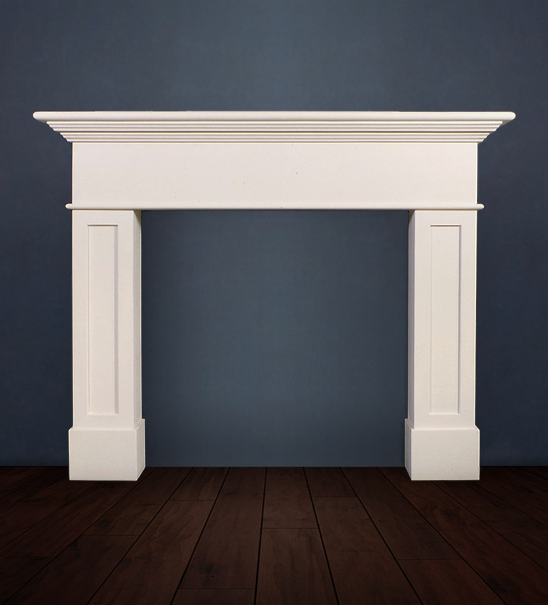 Contemporary Interiors Dublin: Limestone And Marble Fireplaces