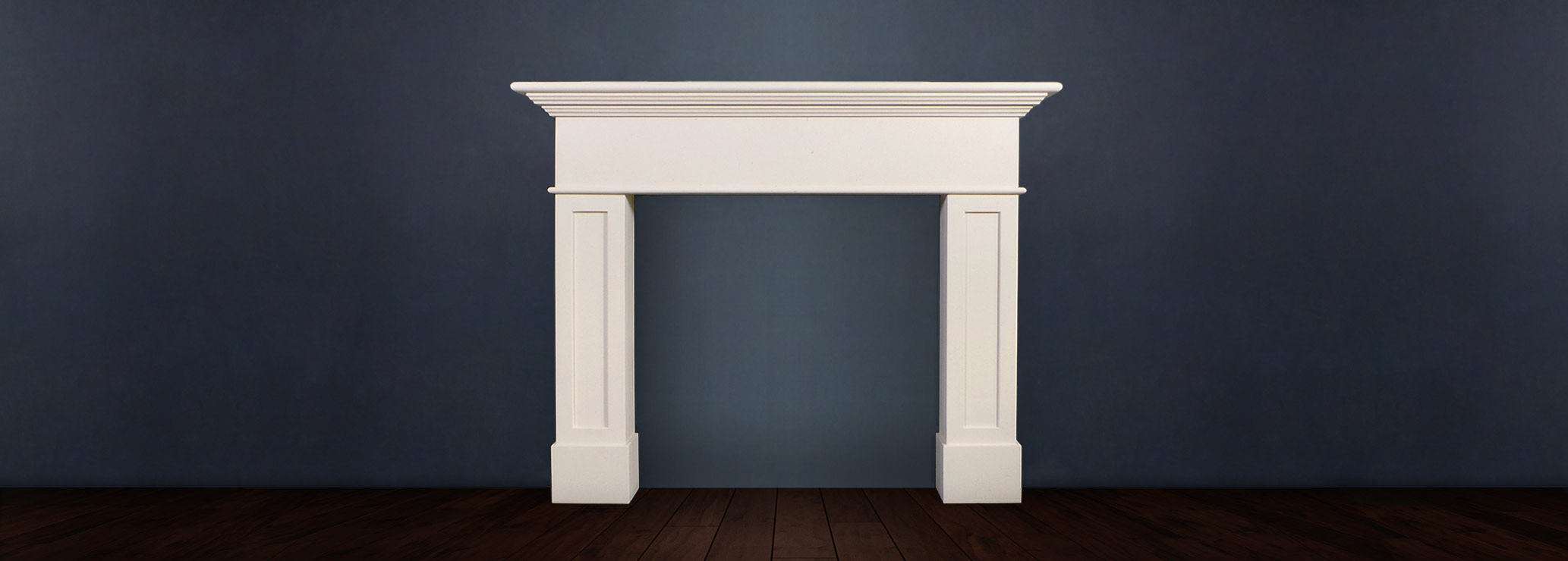 The Oxford fireplace is a regency designed surround period in style and stature brings a sense of scale to both traditional and contemporary interiors