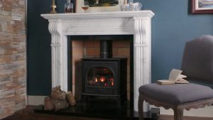 Classic Corbel Fireplace From Buckleys