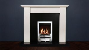 Fireplace and Stove Package From Buckley Fireplaces