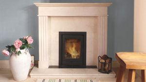 Homely Cozy Fireplace From Buckleys