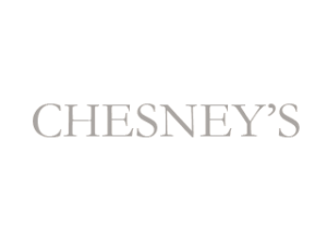 Chesney logo suppliers of stoves to Buckleys