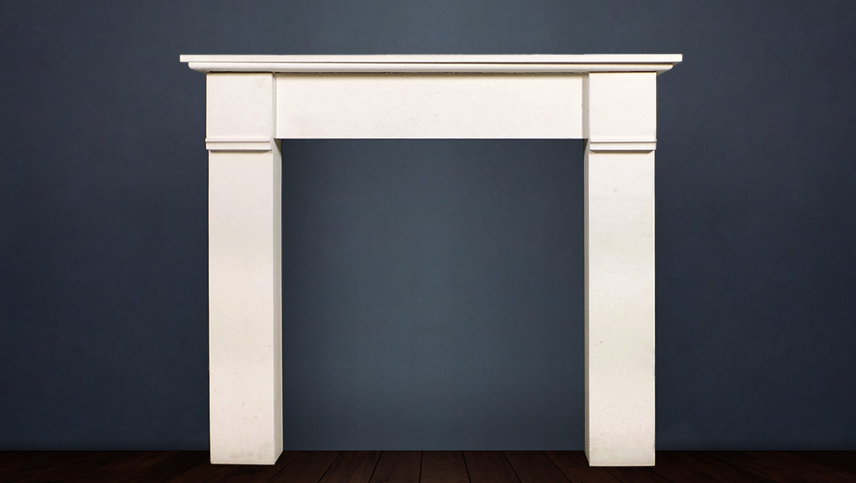 The Abbey is a charming corbel inspired fireplace by Buckleys available in limestone it combines straight legs with refined detail below the mantel perfect for adding classic elegance to any interior