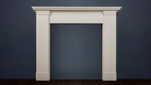 A fireplace in a traditional style, The Ashdon is designed with refined detailing and elegant proportions. Available in limestone or marble