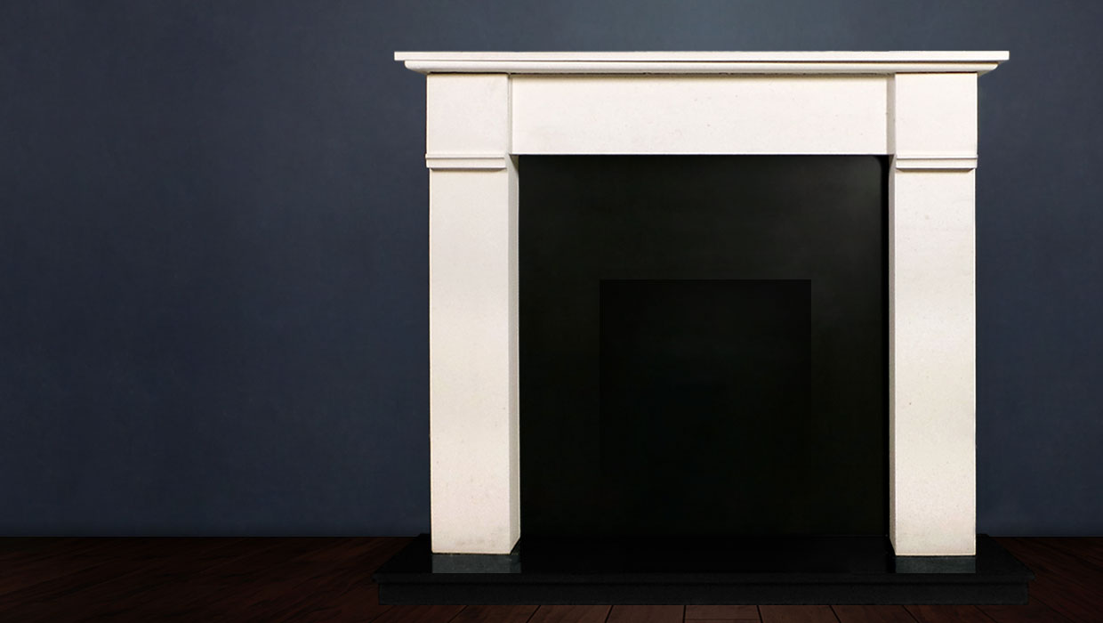 The Abbey is a charming corbel inspired fireplace by Buckleys available in limestone it combines straight legs with refined detail below the mantle perfect for adding classic elegance to any interior