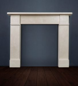 The Classic Victorian is a Period fireplace in design made in limestone or marble with simple geometric lines and classical proportions this surround becomes the ideal focal point in any room