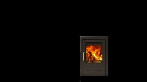 Tenbury 5kw stove supplied by Buckleys