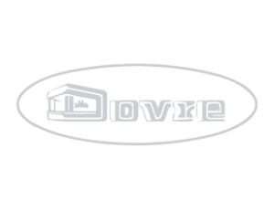 dovre logo suppliers of stoves to Buckleys